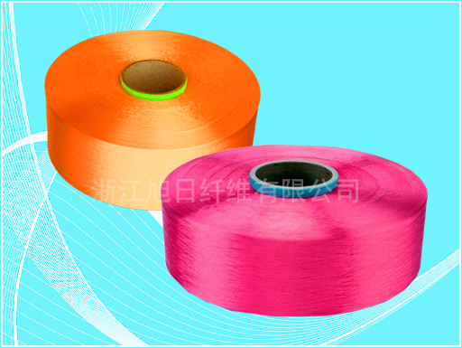 High-strength polypropylene filament
